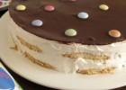 Η πιο εύκολη τούρτα γενεθλίων απο το υπέροχο «Τhe one with all the tastes» και την Ερμιόνη Τυλιπάκη!!!