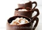 Φτιάξτε μπολάκια απο σοκολάτα και εντυπωσιάστε τους καλεσμένους σας, από το xeiropoihma.blogspot.gr!!
