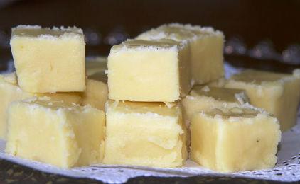 Fudge με λεμόνι και λευκή σοκολάτα από το sidagi.gr!