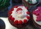 Χριστουγεννιάτικα cupcakes από το  koykoycook.gr και την Ρένα Κώστογλου!