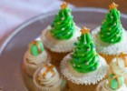 Cupcakes χριστουγεννιάτικα δεντράκια, από τo Sidagi.gr!