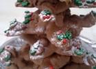 Χριστουγεννιάτικο σοκολατένιο δεντράκι  απο την Ρένα Κώστογλου και το koykoycook.gr !