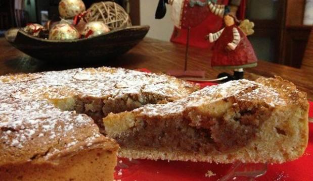 Θεϊκή τάρτα με αμυγδαλένια γέμιση… Νορβηγική , Χριστουγεννιάτικη συνταγή απο το Taste of Life by Betty!