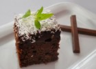 Σοκολατένιο ραβανί απο το Chefoulis.gr!!
