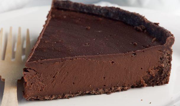 Τάρτα σοκολάτας, κλασική αλλά αξεπέραστη από το cookoo.gr!!