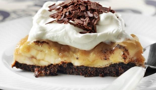 Κολασμένη τούρτα Banoffee από την Αργυρώ!
