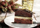 Θεϊκή τούρτα τριπλής σοκολάτας από την Αργυρώ μας!