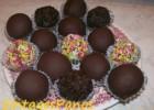 Σοκολατάκια πραλίνας φουντουκιού από τον Παναγιώτη Θεοδωρίτση και την «Ζαχαροπλαστική Πάνος»  !