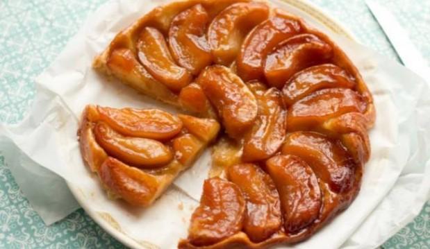Tarte Tatin, η αυθεντική γαλλική μηλόπιτα απο το «Spice House» !!