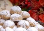 Κουραμπιέδες με ινδοκάρυδο και ούζο, από την Πωλίνα Φυντάνη!
