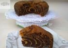 Ζέβρα κεικ πορτοκάλι – σοκολάτα  απο την Ρένα Κώστογλου και το koykoycook.gr!!