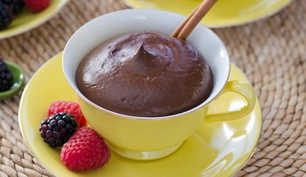 Μεξικάνικη μούς σοκολάτας με αβοκάντο από το Cookbox!