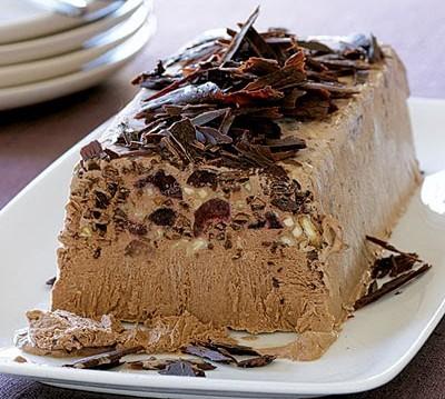Oreo chocolate semifreddo από τον Παναγιώτη Θεοδωρίτση και  τις «Συνταγές Πάνος» !