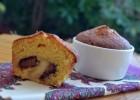 Μuffins μανταρινιού με γέμιση μάρτζιπαν και σοκολάτα, από την Ιωάννα Σταμούλου και το «Sweetly»!