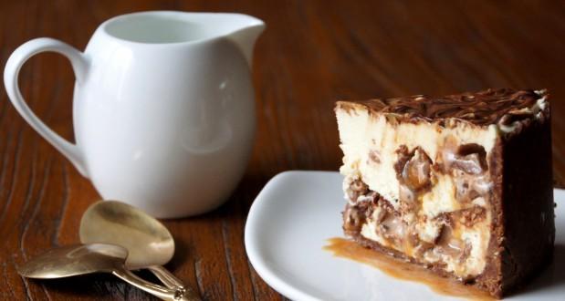 Φανταστικό Mars Cheesecake από την Μαριλού Μαντά και το «Thinkdrops» !