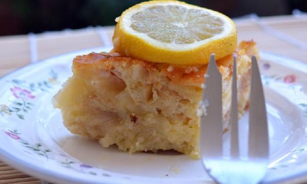 Λεμονόπιτα από την καταπληκτική Ιωάννα Σταμούλου και το «Sweetly»!
