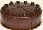 Νηστίσιμη Τούρτα σοκολάτα  με ταχίνι και πορτοκάλι  από τον Παναγιώτη Θεοδωρίτση και τις «Συνταγές Πάνος» !