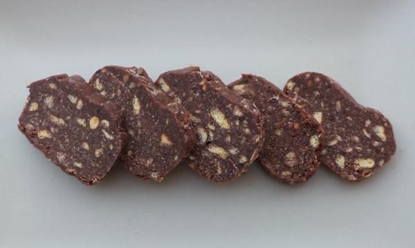 Μωσαϊκό σοκολάτας με ινδική καρύδα από το «Chefoulis.gr»
