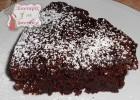 Υγρό Κέικ Σοκολάτας από το syntagesmefantasia.gr