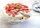 Ρεβανί με ινδοκάρυδο και λευκό γλάσο (Το Πρωινό 18.03.14) από την Αργυρώ !