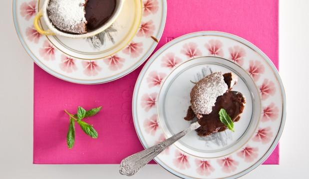 Lava Cake από τον Γαβριήλ Νικολαΐδη και το Cool Artisan !