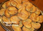 Μπισκότα παλμιέ από την Ηλιάννα και τις «Μαγειρικές Διαδρομές » !