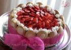 Τούρτα σαρλότ με φράουλες από την Ηλιάννα και τις «Μαγειρικές Διαδρομές» !