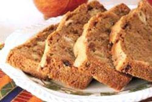 Σιροπιαστό κέικ μήλου-κανέλας με γλυκαντικό στέβια από την  «Stevia pyure greece».