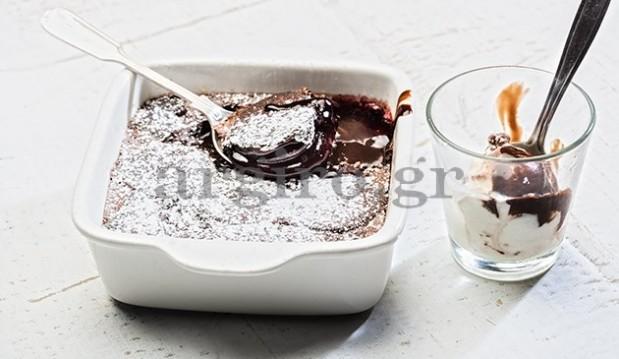 Φοντάν σοκολάτας ( Το Πρωινό 21.03.14) από την αγαπημενη  μας Αργυρώ !
