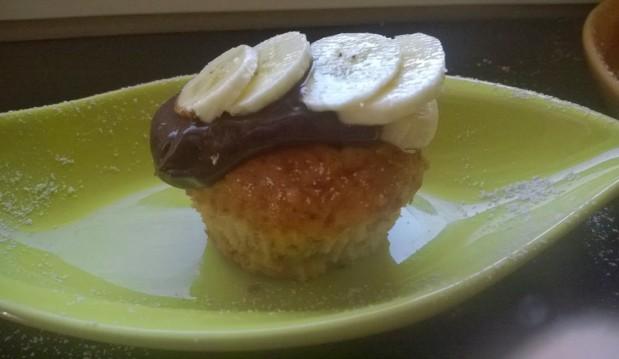 Muffins μπανάνας από την Εύη Πετρίδου και το «Mum mam» !
