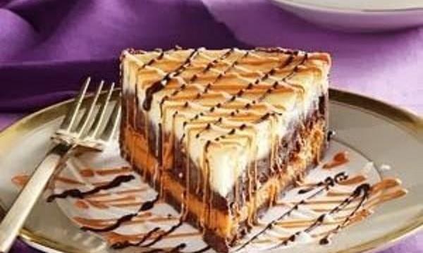 Τριπλό cheesecake oreo, με δύο σοκολάτες και καραμέλα από τον Παναγιώτη Θεοδωρίτση και τις  «Συνταγές Πάνος» ! !