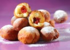 Donuts με γέμιση μαρμελάδας  από το Βιτάμ !
