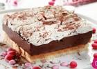 Εκμέκ σοκολατόπιτα ψυγείου από την Ντίνα Νικολάου !