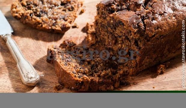 Νηστίσιμο κέικ από την Αργυρώ !