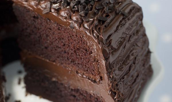Νηστίσιμη τούρτα σοκολάτα από την  Εύα και το Chefoulis. gr !