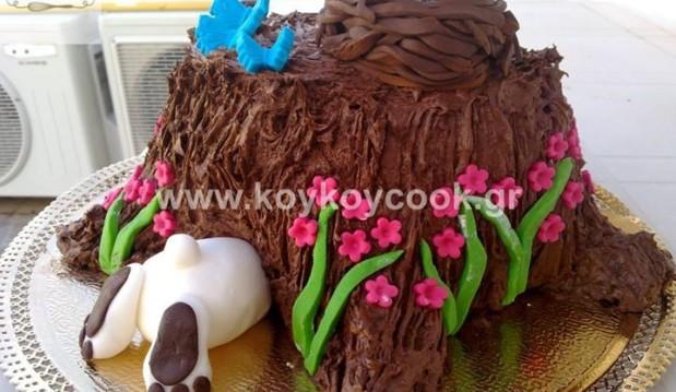 Τούρτα πασχαλινή από την Ρένα Κώστογλου και το koykoycook !