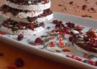 Ρυζογκοφρετες με σοκολάτα και ξηρούς καρπούς από την Ελευθερία Μπουτζα και το «Μαγειρεύοντας με την L» !