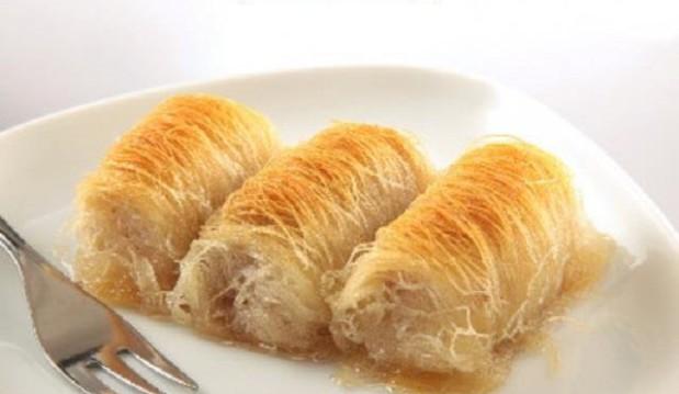 Κανταϊφι του Στέλιου  Παρλιάρου από το «Αρτοποιεία & Συνταγές» !