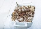 Πασχαλινή σοκομπανάνα με τρεμουλιαστή κρέμα και τσουρέκι (Το Πρωινό 21.04.14) από την  Αργυρώ !