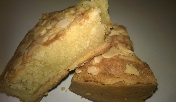 Εξαιρετική τάρτα αμυγδάλου (Bakewell tart) από την φίλη μας Εύη Πετρίδου και το «mum mam» !
