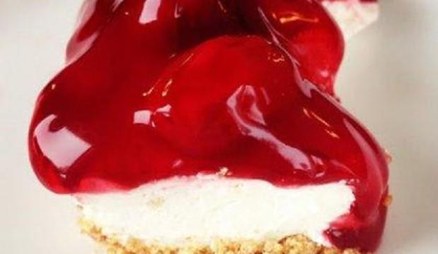 Απίστευτο Cheesecake με βύσσινο από το    » anapnoes.gr»  !