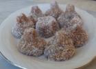 Νηστίσιμα γλυκάκια με ινδική καρύδα και καρότα από την Αρτεμισία και το Chefoulis.gr
