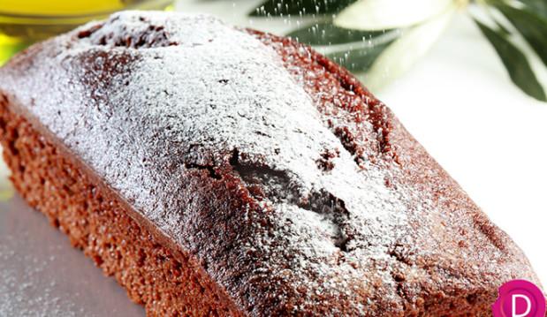 Κέικ σοκολάτας νηστίσιμο από την  καταπληκτική Ντίνα Νικολάου !