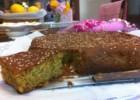 Κέικ νηστίσιμο με λάδι και μπαχαρικά από την Μπέττυ μας και το «Taste of  life by Betty»  !