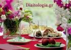 «Πασχαλινό τραπέζι και δίαιτα : 10 χρήσιμες συμβουλές » από την Διαιτολόγο – Διατροφολόγο Βασιλική Νεστορή και το «Diaitologia.gr » .