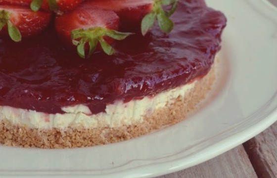 To  Τέλειο Cheesecake- The Perfect Cheesecake  BY GABRIEL NIKOLAIDIS ( Cool Artisan) !