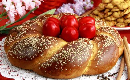 Πασχαλινό τσουρέκι από το Sidagi.gr !