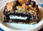 Oreo γλύκισμα γεμιστό με σοκολάτα και καραμέλα από τον Παναγιώτη Θεοδωρίτση και τις «Συνταγές Πάνος» !