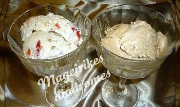 Παγωτό κρέμα βελούδινο από τις «Μαγειρικές Διαδρομές» !