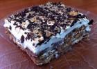 Γλυκό ψυγείου με μπισκότα σαν τούρτα από την Μπέττυ μας και το «Τaste of life by Betty» !